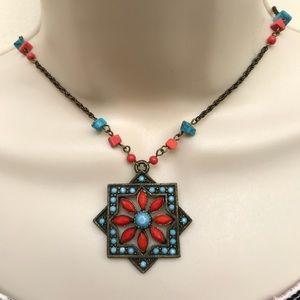 Vintage look like necklace